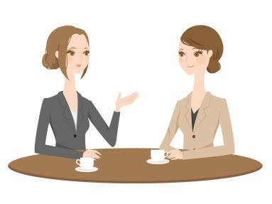 しじみの作用・効果を話し合う女性陣